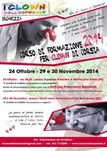 locandina clown_2014