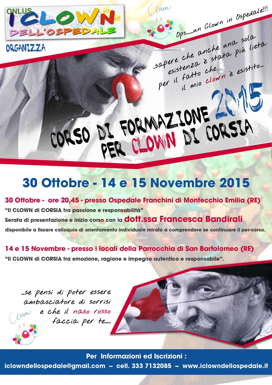locandina clown_2015def